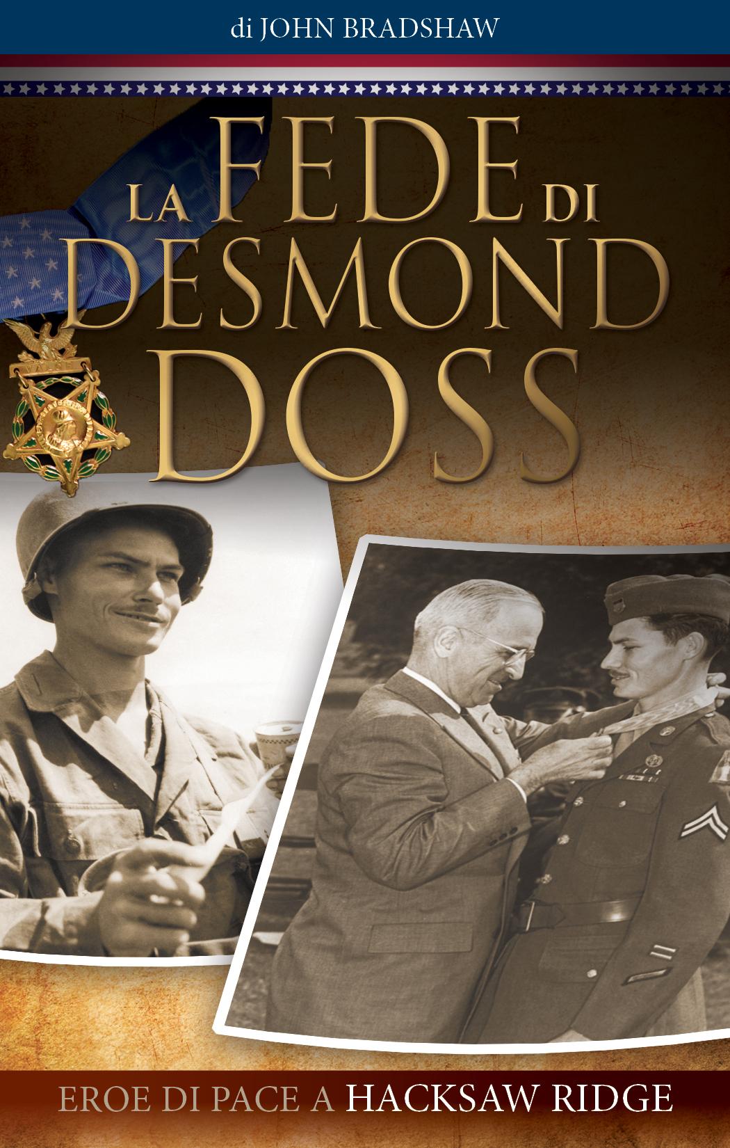 La Fede Di Desmond Doss Cover