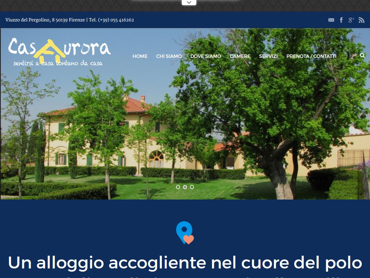 Ospitalità Casa Aurora