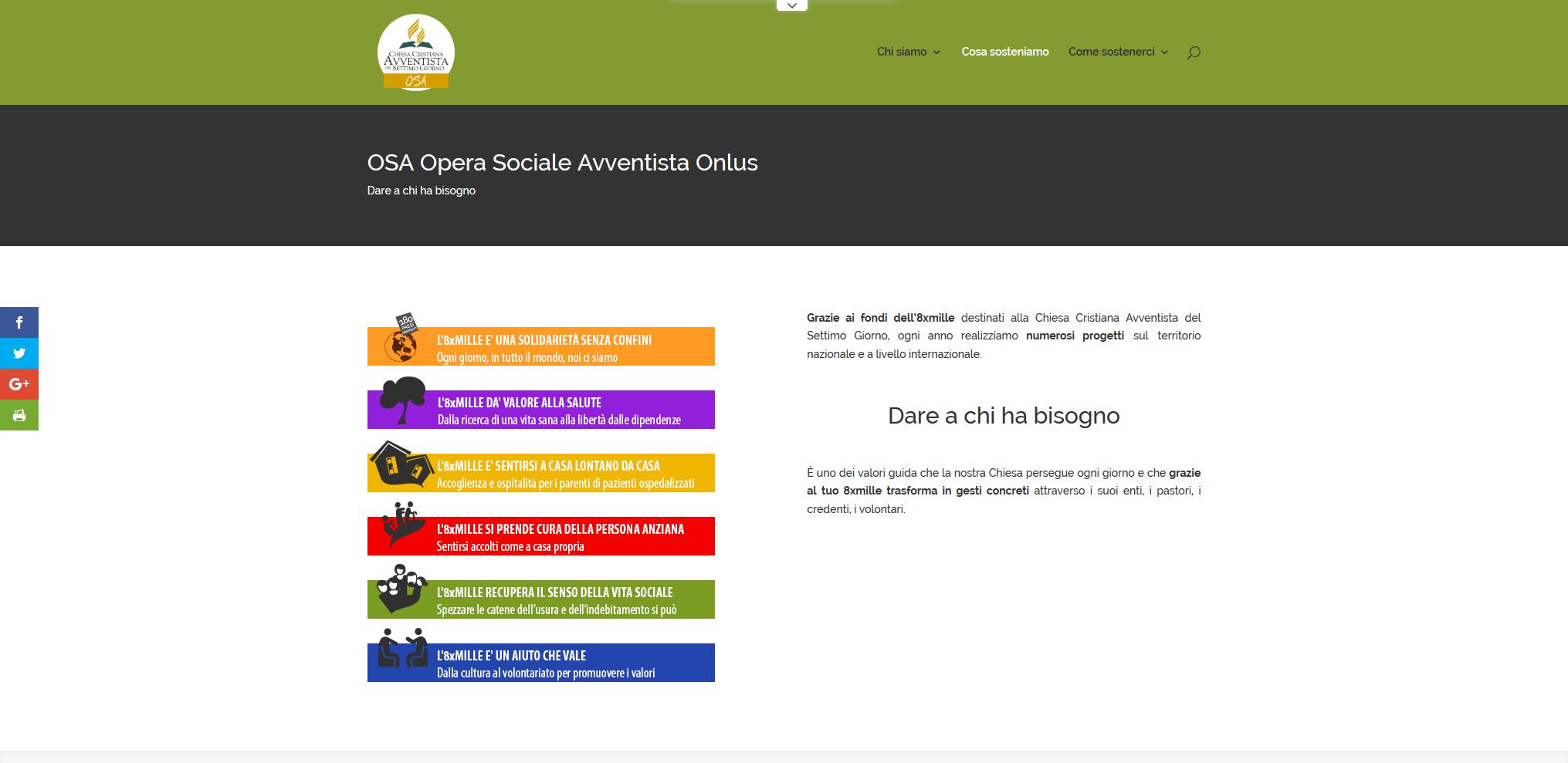 Opera Sociale Avventista